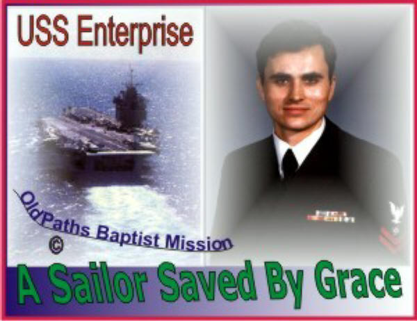 A Sailor Saved By Grace