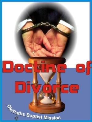 Doctrine Of Divorce
